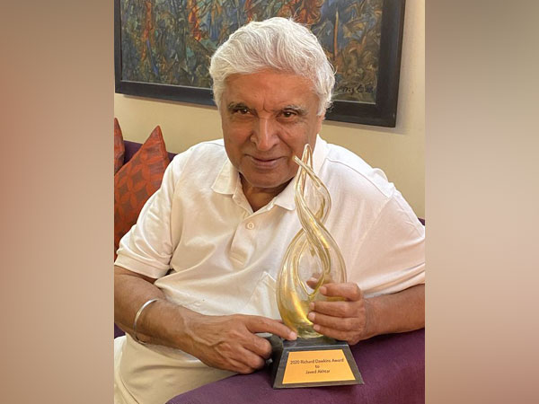 Senior poet Javed Akhtar (Image Source: Twitter)