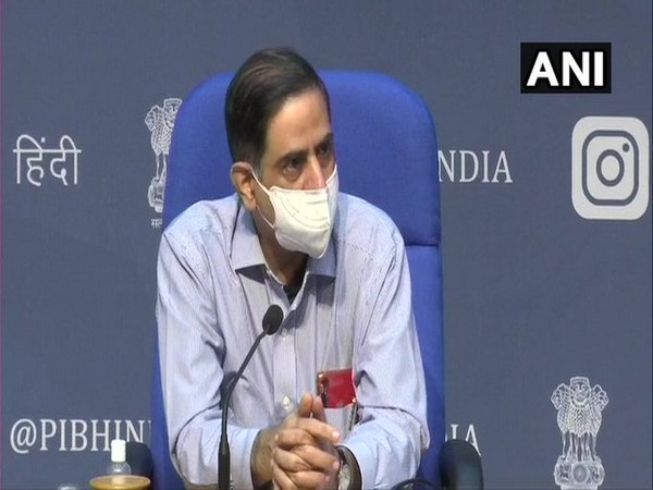 Dr Balram Bhargava, Director General of Indian Council of Medical Research (Photo/ANI)