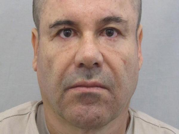 Mexican drug kingpin Joaquin 'El Chapo' Guzman (File photo)