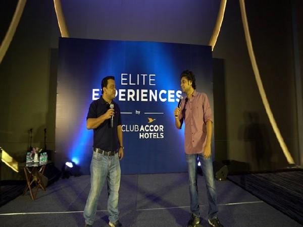 Stand-up comedian duo Rahul Subramanian and Kumar Varun
