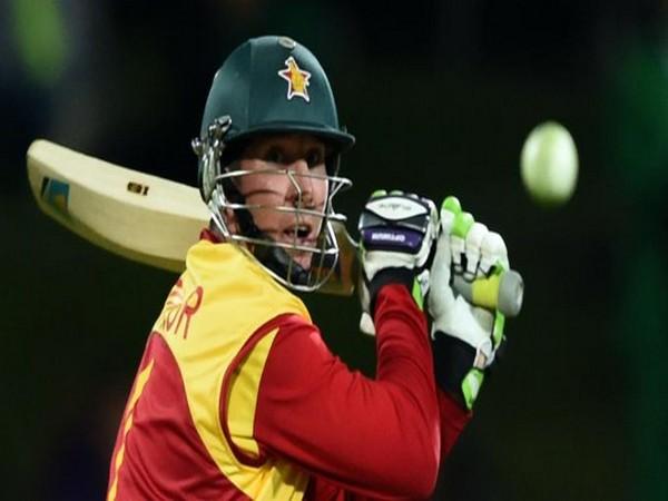 Zimbabwe's wicket-keeper batsman Brendan Taylor (Photo/ ICC Twitter)