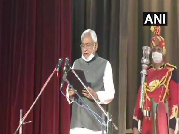 Bihar CM Nitish Kumar (Photo/ANI)