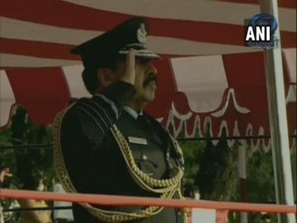 Indian Air Force (IAF) chief Air Chief Marshal RKS Bhadauria (Photo/ANI)