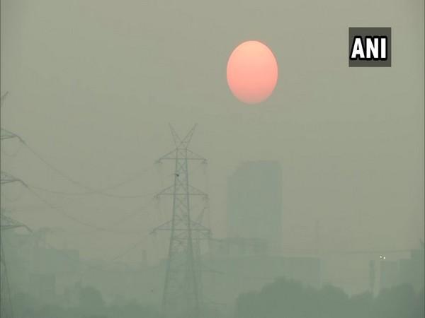 Visuals from Delhi. (Photo/ANI)