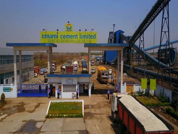 Emami has a cement grinding capacity of 8.3 million tonnes per annum