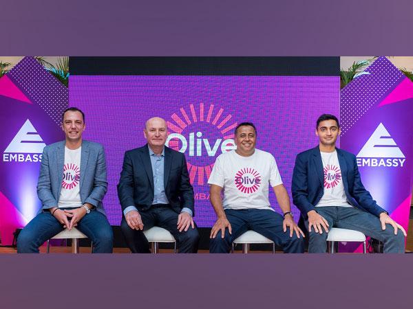 Kahraman Yigit, CEO & Co-founder - Olive; Paul Priestman, Chairman - PriestmanGoode; Jitu Virwani, Chairman & Managing Director - Embassy Group; Aditya Virwani, COO - Embassy Group