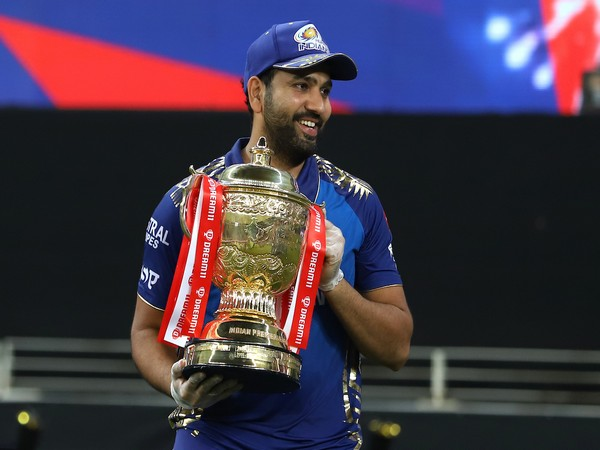 Mumbai Indians skipper Rohit Sharma (Photo/ IPL Twitter)
