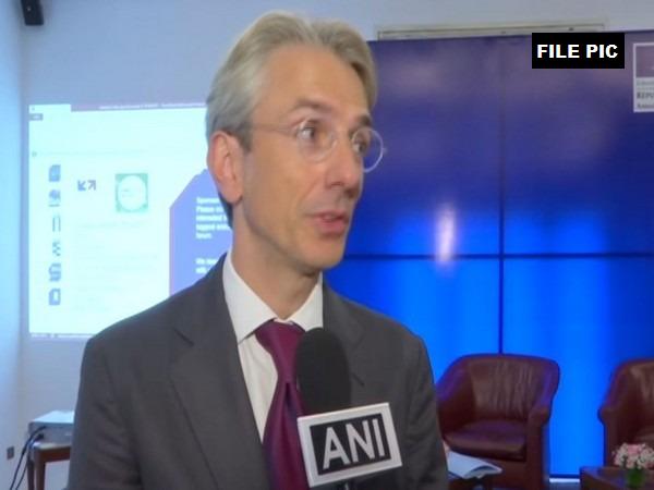 French Envoy Emmanuel Lenain (File photo)