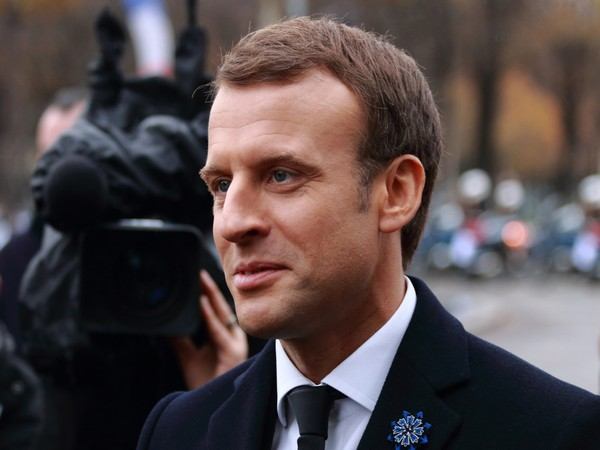 French President Emmanuel Macron (File photo)