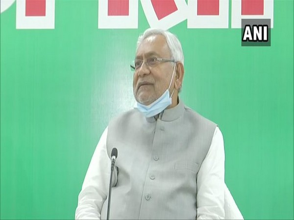 Bihar Chief Minister Nitish Kumar [File Photo/ANI]