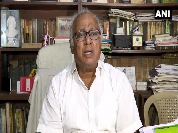 TMC MP Saugata Roy (Photo/ANI)