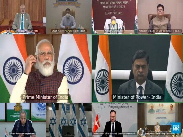 Valedictory Session of the 3rd Edition of the Renewable Energy (RE) Expo and Conference (Photo/ANI)