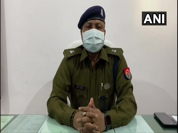 Vishal Pandey, Additional Deputy Commissioner of Police (ADCP). (Photo/ANI)
