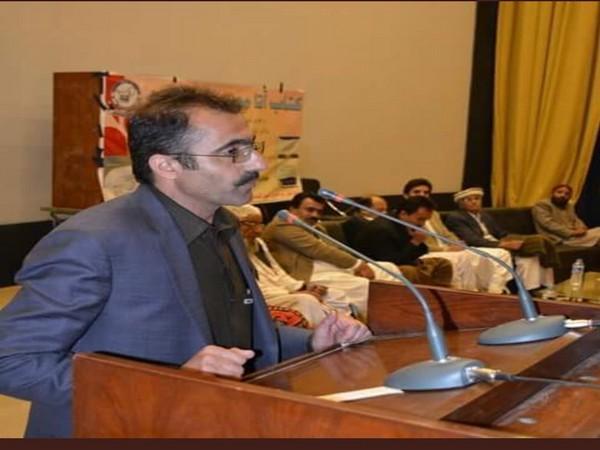 Baloch professor Liaquat Sani Bangulzai