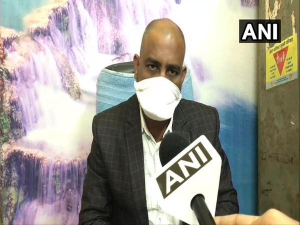 Amit Malakar, Nodal Officer of Indore (Madhya Pradesh) speaking to ANI (Photo/ANI)