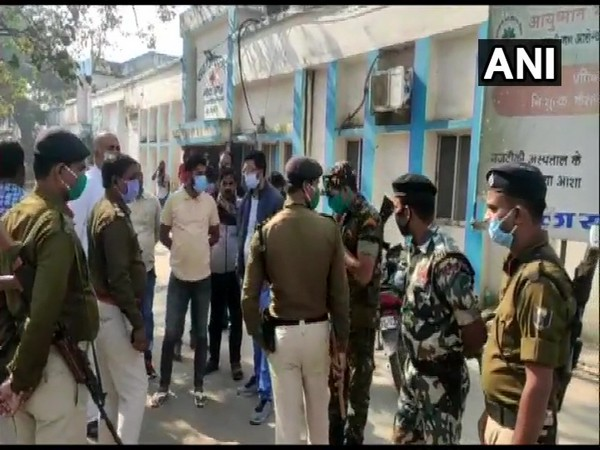Two persons have been arrested and they are being questioned about their involvement in the crime, police said.  [Photo/ANI]