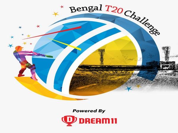 Bengal T20 Challenge logo (Photo/ CAB Twitter)