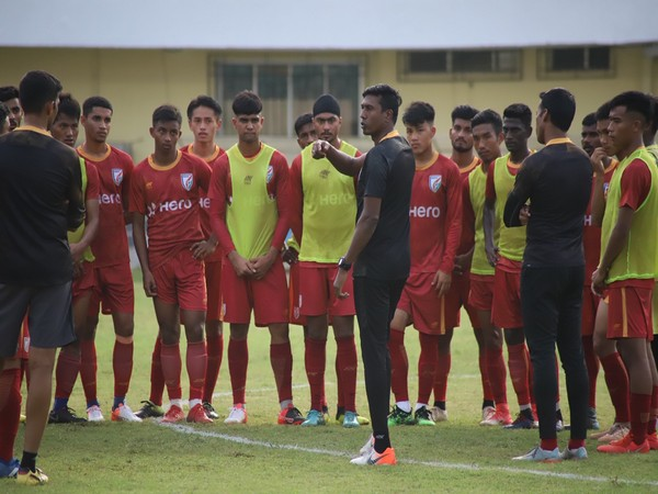 Safety top priority as Indian Arrows set to begin training camp on Friday (Photo/ Indian Football Team Twitter)
