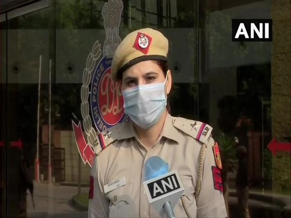 Delhi Police's Seema Dhaka (Photo/ANI)