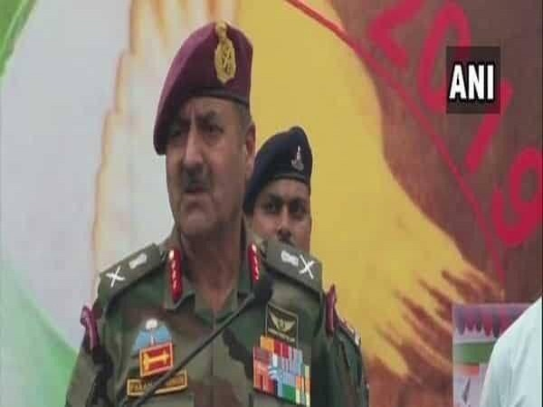 Indian Army Director General of Military Operations (DGMO) Lieutenant General Paramjit Singh [Photo/ANI]