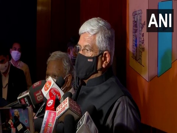 Union Minister of Jal Shakti Gajendra Singh Shekhawat (Photo/ANI)