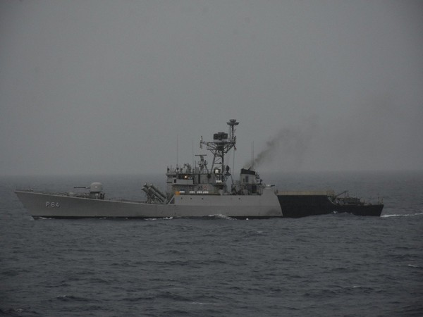 30th edition of India-Thailand Coordinated Patrol took place between the Indian Navy and the Royal Thai Navy