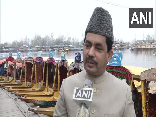 BJP leader Shahnawaz Hussain (Photo/ANI)