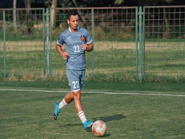 FC Goa's Redeem Tlang (Photo/ Redeem Tlang Twitter)