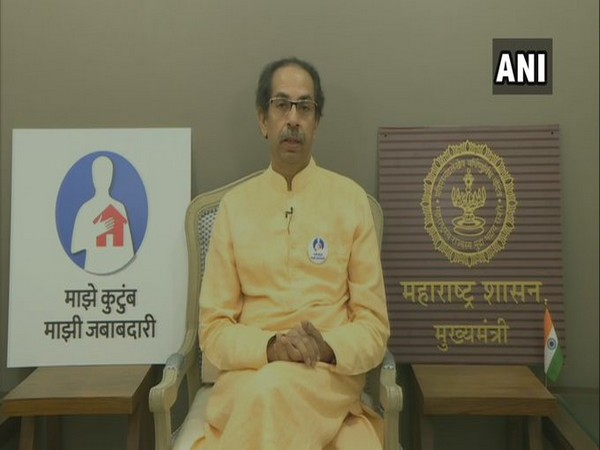 Maharashtra Chief Minister Uddhav Thackeray (Photo/ANI)