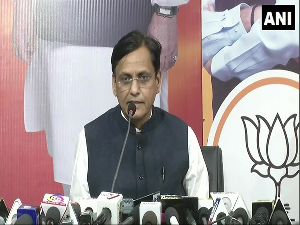 Minister of State (MoS) for the Ministry of Home Affairs Nityanand Rai (Photo/ANI)
