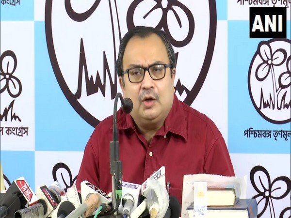 Trinamool Congress (TMC) leader Kunal Ghosh. (Photo/ANI)