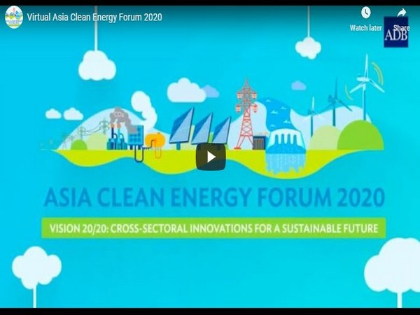 Clean energy plays a core role in helping Asia and the Pacific emerge strong.