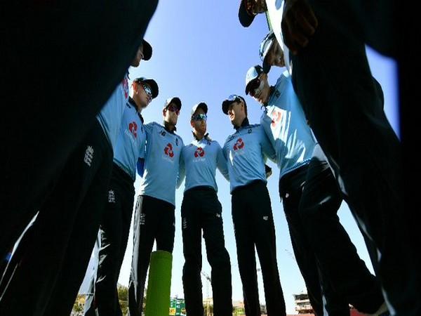 England players (Photo/ England Cricket Tweet)