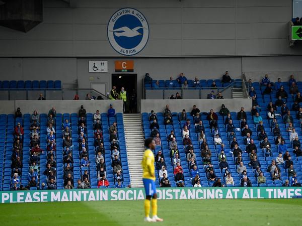Premier League welcomes Boris Johnson's announcement on return of fans into stadiums (Photo/ Premier League Twitter)