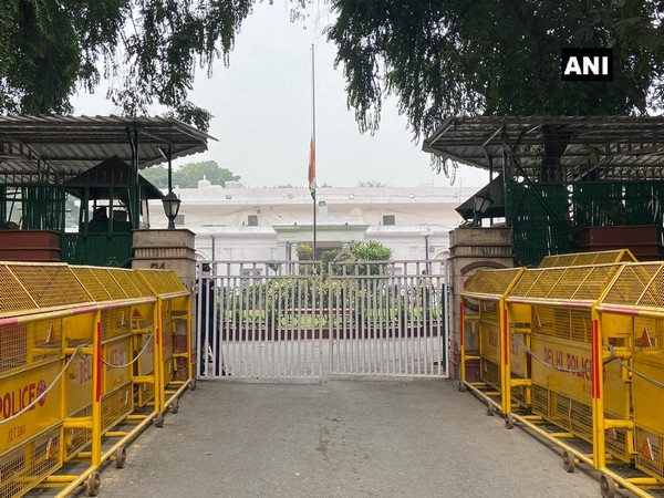 Pradesh Congress Committees (PCCs) will fly the party flag at half-mast for next three days at the state offices across the country [Photo/ANI]