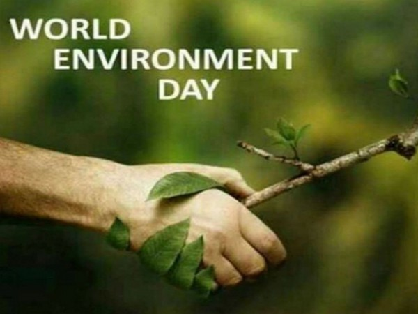 Today is the World Environment Day (Image source: Twitter)