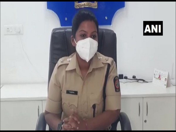 Deputy Commissioner of Police Vinita Sahu. (Photo/ANI)