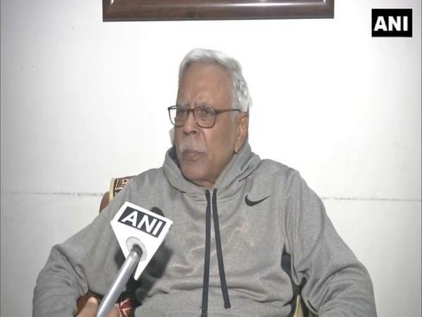 RJD leader Shivanand Tiwari (Photo/ANI)