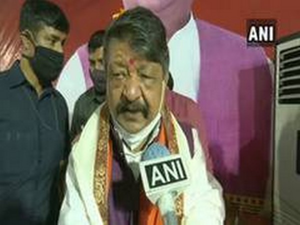 BJP leader Kailash Vijayvargiya (File photo)