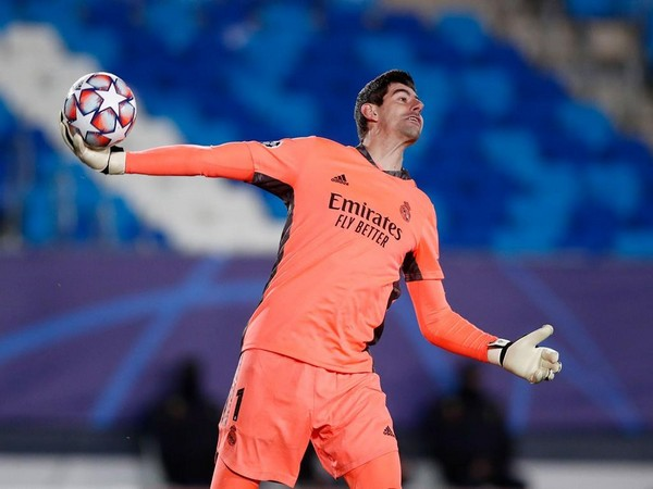 Thibaut Courtois (Photo/ Thibaut Courtois Twitter)