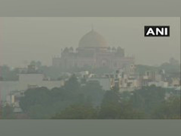 Delhi's air quality remained in the 'very poor' category on Friday. (Photo/ANI)