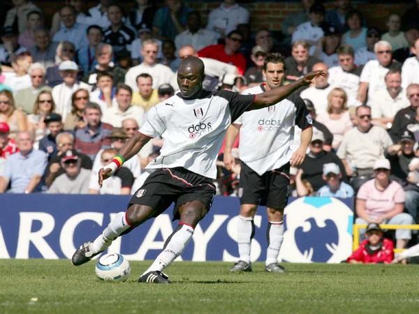 Papa Bouba Diop (Photo/ Fulham Football Club Twitter)