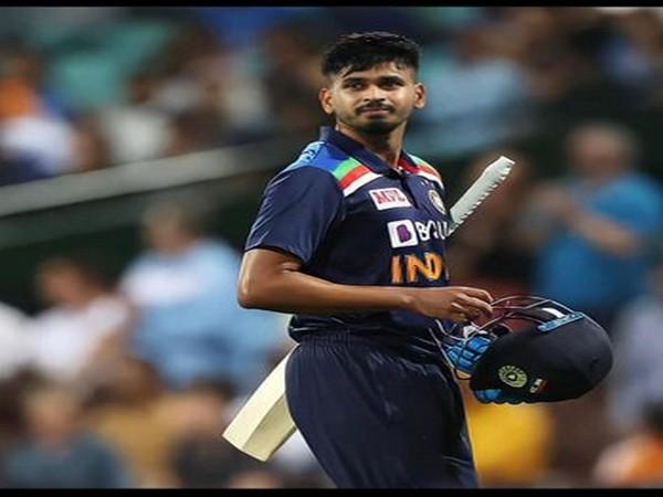 Batsman Shreyas Iyer (Photo/ Shreyas Iyer Twitter)