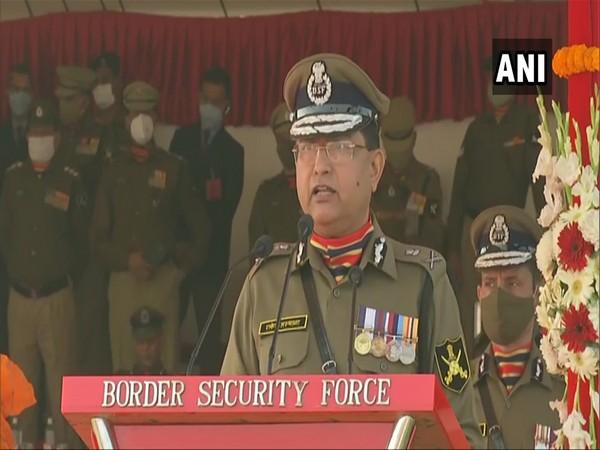 Director-General of Border Security Force, Rakesh Asthana (Photo/ANI)