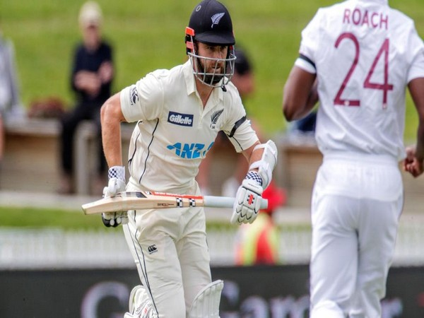 New Zealand skipper Kane Williamson (Photo/ ICC Twitter)