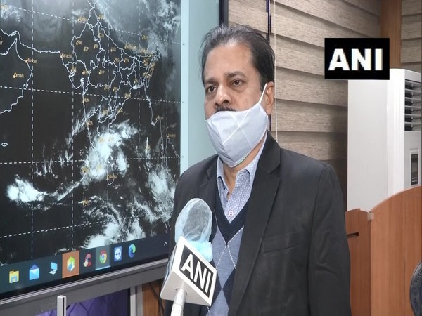 IMD DG Mrutyunjay Mohapatra speaking to ANI on Friday