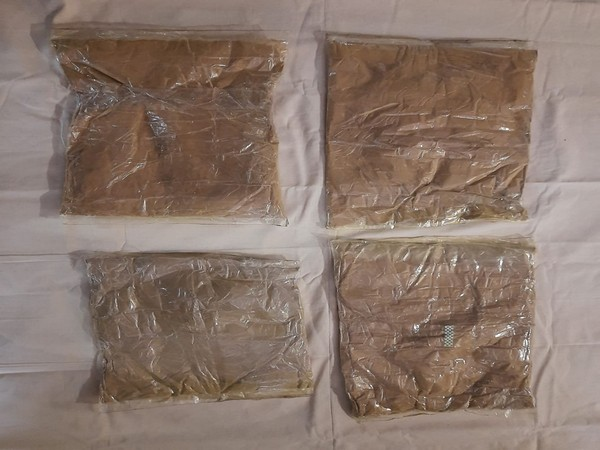 Recovered Heroin (File Photo/ANI)