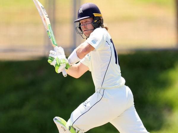 Australia batsman Will Pucovski (Photo/ cricket.com.au Twitter)