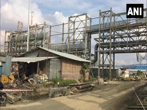 APCL plant in Dibrugarh aread of Assam (Photo/Ani)