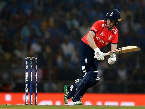 England limited overs captain Eoin Morgan